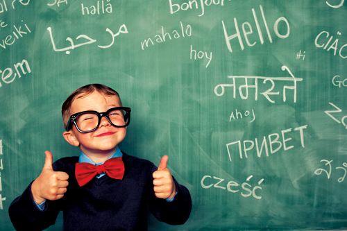 Should My Child Learn Multiple Languages?