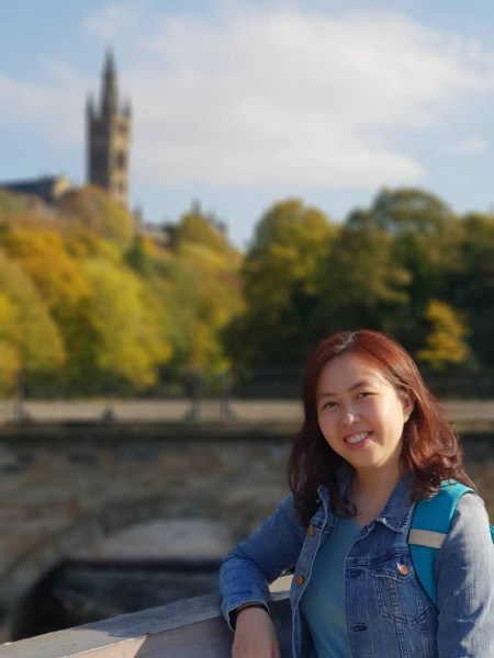 Ennie is a Speech-Language Pathologist. She is a Chevening scholar of 2018/2019, now pursuing MSc in Autism in University of Strathclyde, Glasgow.
